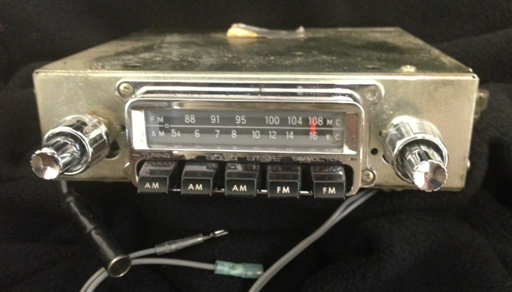 Radio Repair - D&M Restoration