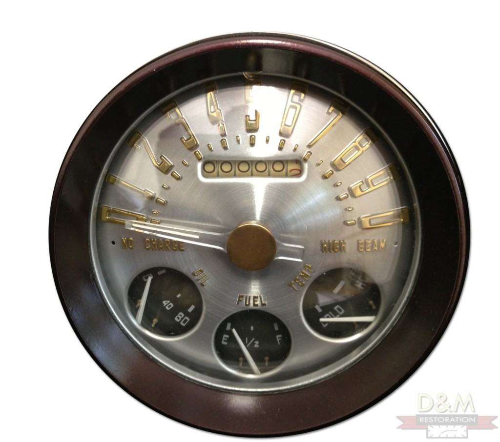 Speedometer Repair and Restoration for Classic Cars