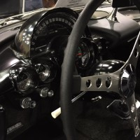 Tom Christenberry Corvette - Dash Cluster