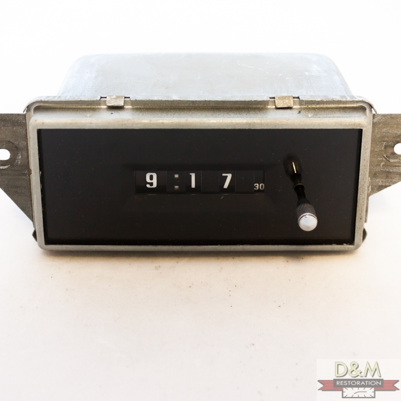 Sell 1977-1988 GM NOS Clock Buick Cadillac Tested By D&M