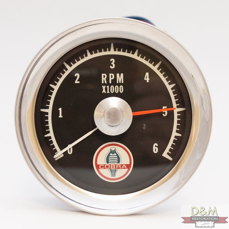 Tachometer Repair and Restoration