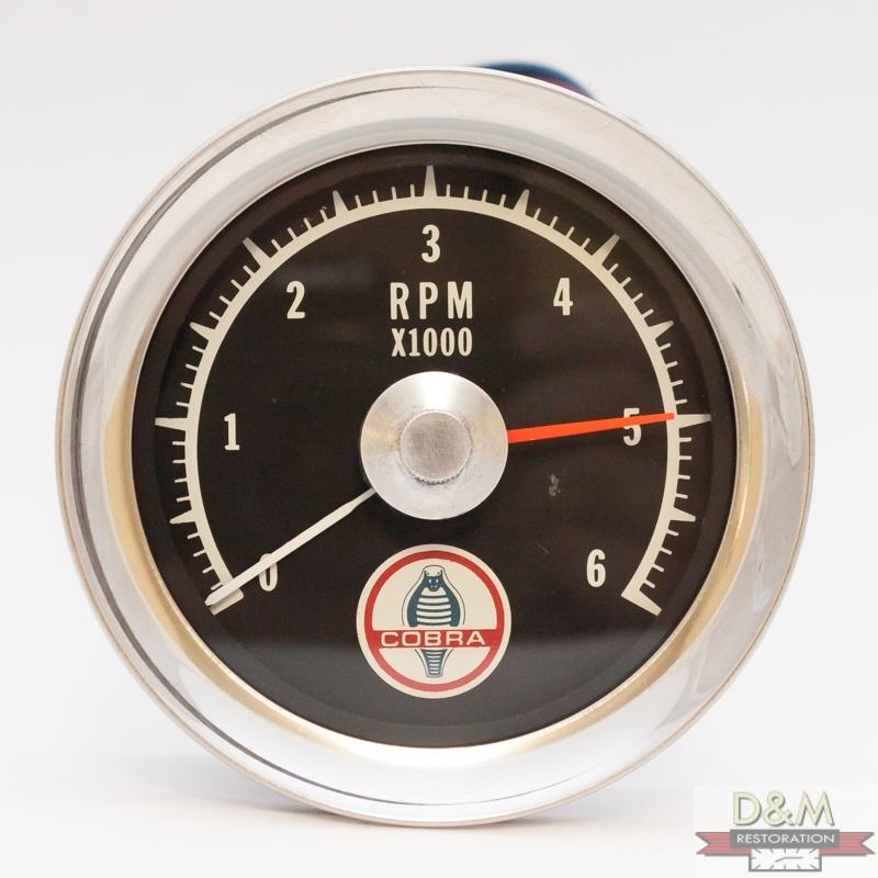 Tachometer Repair And Restoration